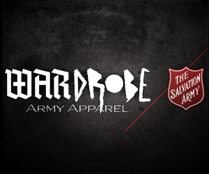 The Salvation Army - Wardrobe Apparel